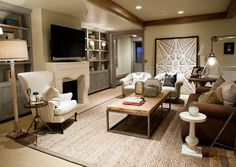 inspiring your basement remodel | basements, basement decorating