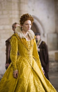 cate blanchett elizabeth the golden age costume - Liberty Kelly
