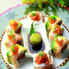 #sushi #birthday #party #ideas - the best part of it? Not too much cooking at all!.. :-)