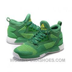 Adidas Damian Lillard 2.0 Green Basketball Shoes New Style JHpHB7 acb31b6ce