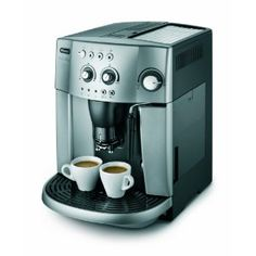 DeLonghi Magnifica ESAM4200 15-Bar Bean to Cup Espresso/Cappuccino Maker, Silver: Amazon.co.uk: Kitchen & Home
