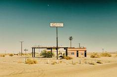 Einöde der West Coast: Trucks und Drugstores - SPIEGEL ONLINE - Nachrichten - Reise