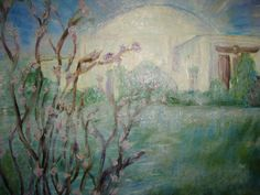 New Lands in Spring by Jaqui Wells
