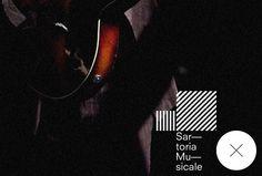 Mjölk – Sartoria Musicale identity system