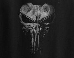 Daredevil Dare Devil Netflix Jon Bernthal Punisher 2016 Logo Frank Castle Tee T-Shirt