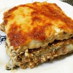 #pasta #time : #sousvide #lasagna al ragu Bolognese : Angus beef Iberia pork lamb pancetta mozzarella parmigiano #cheese #instafood #foods #foodgasm #foodporn #foodpics #food #homemade #home #cooking #Mediterranean #nofilters #yum #yummy  #photooftheday #20likes #fitness #diet  #foodie #eeeeeats #healthy #nofilter #truecooks #delicious  #italyiloveyou by wellnessexpert4u