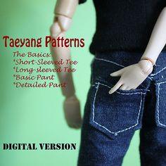 Taeyang Ts & Jeans