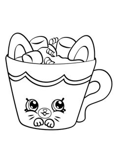 shopkins coloring pages free printable shopkin coloring pages cartoon coloring pages coloring book