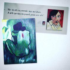 Picasso - fase azul