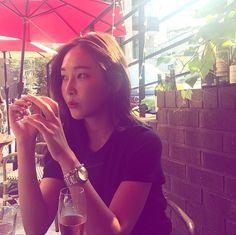 Ice Princess, Jessica Jung, Girls Generation, Cucumber, Fashion, Moda, Fashion Styles, Fashion Illustrations, Zucchini