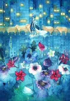 Alice in Wonderland by Taupe Syuka