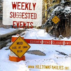 Suggested Events for March 21st-27th, 2015 | Hilltown Families