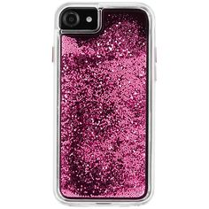 ef632e12b Case-mate - Waterfall Case for Apple iPhone 8 / 7 / 6s / 6 - Rose Gold