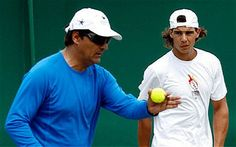 As Rafael Nadal goes for 10 Roland Garros wins, his coach/uncle will be ending his run via I Never Lose, Specific Goals, Leadership Coaching, Match Me, How To Get Away, Rafael Nadal, I Am Game, My Father, Sports News