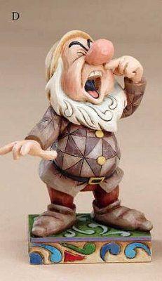 Sneezy figure (Jim Shore)