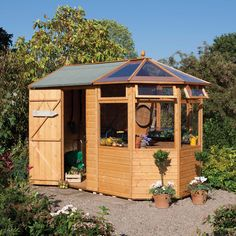 Rowlinson Potting Shed - Dobbies Garden Centres