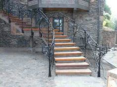 Lfvv Iron Staircase, Staircases, Stairs, Home Decor, Ladders, Stairway, Interior Design, Stairways, Home Interior Design