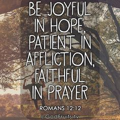 Always pray! Hope, faith, and prayer will give you the strength you need to face life's challenges. #faith #hope #love