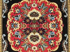 Persian Quom Carpet   2'1'' X 2'9'' Quom Oriental Rug   SIL746   #Persianrug #PersianCarpet #persianrugsinfo #ruglovers