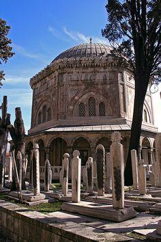 Kanuni Sultan Süleyman's tomb