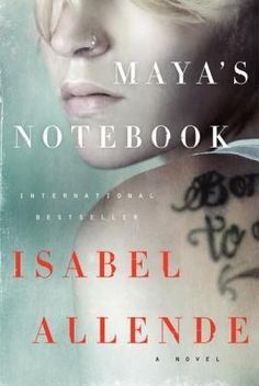 Mayas Notebook by Isabel Allende