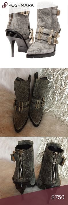 8cc4db53ef1aa Alexander Wang Hanne Ankle Boots Heeled booties that are practically brand  new. Worn one time