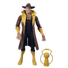 DC Universe Classics Sinestro Corps/Yellow Lantern Scarecrow Collectible Figure