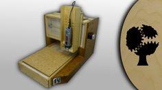 Solidis - Holz CNC Fräsmaschine (Wooden CNC Router)