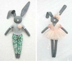 Knuffels à la carte blog: Spring time = bunny time!