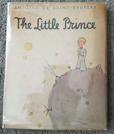 Le Petit Prince The Little Prince ANTOINE DE SAINT EXUPERY True First Edition | Books, Antiquarian & Collectible | eBay!