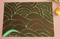 67 Ideas Landscape Ideas Art Chalk Pastels For 2019 Chalk Pastel Art, Chalk Pastels, Chalk Art, 4th Grade Art, Cool Paintings, Pastel Paintings, Canadian Art, Art Plastique, Elementary Art