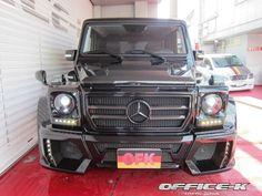 Mercedes-Benz G55 AMG от Office-K и Wald International