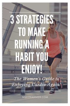 Learn how to turn your casual cardio sessions into a more consistent, healthy habit with these 3 proven strategies. Losing Weight Tips, Easy Weight Loss, Lose Weight, Cardio Workout Plan, Fitness Goals, Fitness Motivation, Bodybuilding Motivation, Women's Bodybuilding, Running Routine