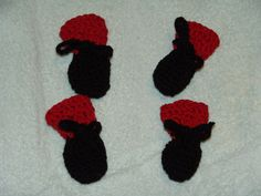 Dog bootiesee pattern pinteres psave this pattern for crochet dog booties for christmas gifts for the little dt1010fo