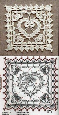 crochelinhasagulhas: Toalhas de crochê