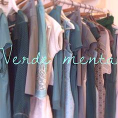 Adeline - Mint Green