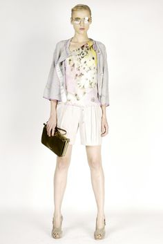 Emporio Armani Resort 2013 - Slideshow - Runway, Fashion Week, Reviews and Slideshows - WWD.com