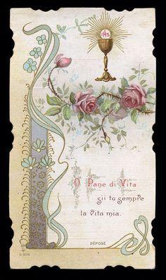 Vintage Holy Cards, Religion Catolica, Christmas Jesus, Orisha, Catholic Prayers, Prayer Cards, Christian Art, Religious Art, Vintage World Maps