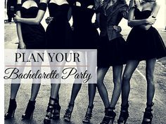 Plan your #bacheloretteparty with Local #Party #Planner. The ultimate resource for Party #Planning Help. Find all your local vendors that match your budget, location & needs all in ONE PLACE. We connect vendors, brides and party planners all in one place. LocalPartyPlanner.com #eventplanning #hosting