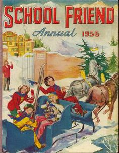 The School Friend Annual Gallery