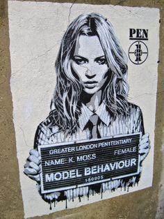 Model behaviour.