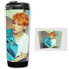 BTS Bangtan Boys Insulated Cup - Jimin