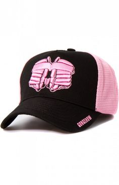 DROP THE MITTS AND DUMMY BC $39.99 At GONGSHOW, we believe it's our duty to help grow the game and give back whenever we can. Through out the year, we participate in raising thousands of dollars for charities, including this one. A portion of each sale of this hat will go directly to supporting The Canadian Breast Cancer Foundation - http://www.cbcf.org/Pages/default.aspx . Thank you for your support! #GONGSHOW