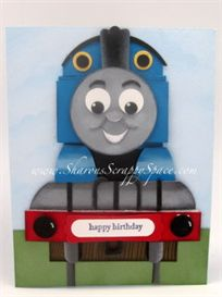 Download the Other Paper Crafting Crafting | Thomas the Train Punch Art Tutorial #train #fun #kids #crafty #cute  #payloadz #craft #art #paper #pattern #download #template