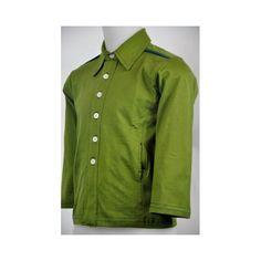 Elegant long sleeved boy's blouse.