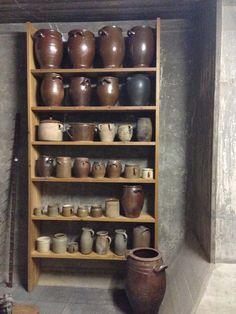 Online veilinghuis Catawiki: Lot van 35 bruine Keulse potten