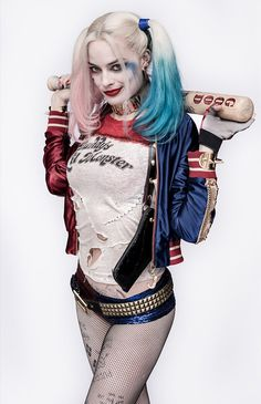 Queen of all Harley Quinns