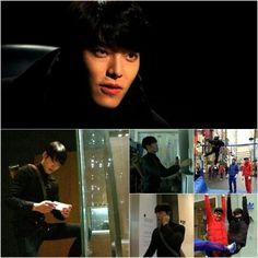 Kim Woo Bin on Running Man