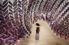 Changing Room by Edwin Liu, via Behance