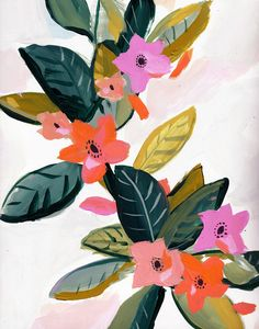 KT Smail   Floral Expression inspiration